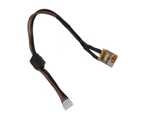 PJ024 разъем питания для ноутбука Acer Aspire 6530, 6930, 6930G, 6930Z, с кабелем
