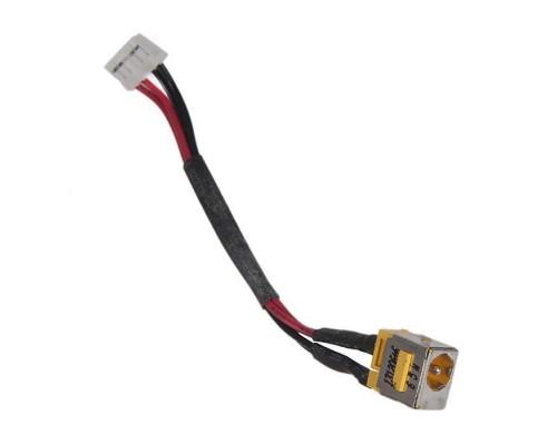 PJ009 разъем питания для ноутбука Acer Extensa 5220, с кабелем