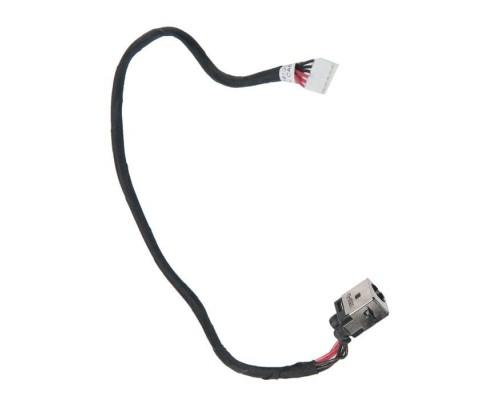 14004-01800000 разъем питания для ноутбука Asus X750 с кабелем