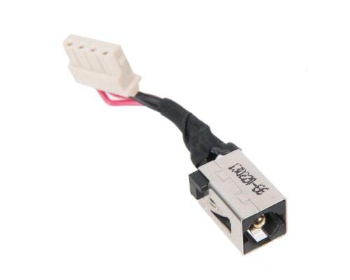 14004-00870000 разъем питания для ноутбука Asus K45DE с кабелем