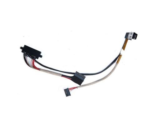 HY-DE043 разъем питания для ноутбука Dell Adamo XPS H800 с кабелем