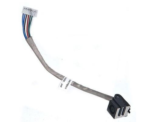 HY-DE038 разъем питания для ноутбука Dell XPS 17 L701X, L702X с кабелем