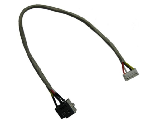 HY-HP-33 разъем питания для ноутбука HP dv7-1000 Series с кабелем