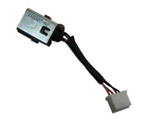 HY-HP019 Разъем питания для HP mini 210, 210-1000, 210-1000Xx, 210-1000Ei, 210-1000Ep, 210-1000Sa, 210-1000Sp, 210-1000Vt с кабелем