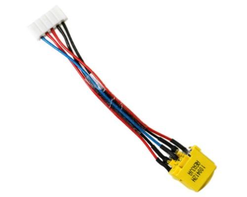 PJ097 Разъем питания для IBM Thinkpad T60, T61, Z60M R60, R60p, R61, R61i, T60, T61, T61p, Z60, Z60m, Z61m с кабелем