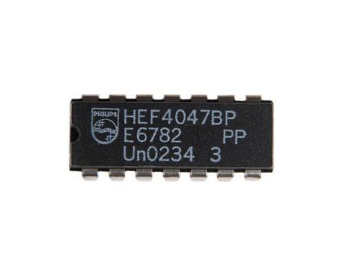 4047BP микросхема Texas Instruments