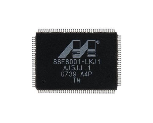 88E8001-LKJ1 сетевой контроллер Marvell LQFP-128