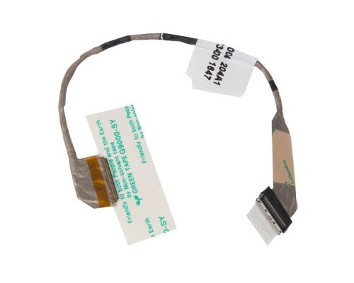 04JCFJCFK50.4ES01.101 шлейф матрицы для ноутбука Dell Vostro V3400, 1647