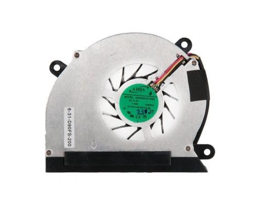 AB0805HX-DB3 вентилятор (кулер) для ноутбука Clevo D900V, M980