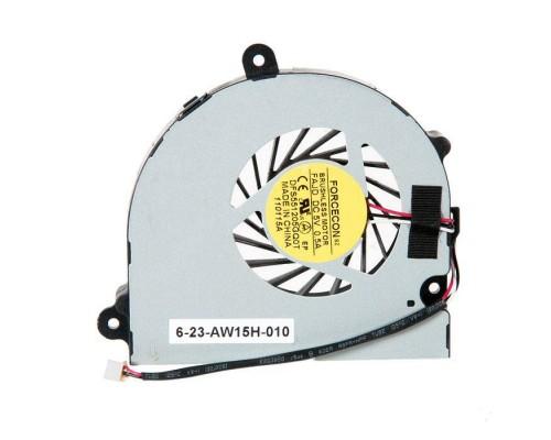 6-23-AW15H-010 вентилятор (кулер) для ноутбука Clevo W170, P370EM, P370, W170HR, W150HR, i7 CPU