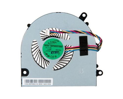 AB07505HX110B00 вентилятор (кулер) для ноутбука Lenovo G700, G710
