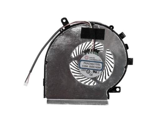 вентилятор (кулер) для ноутбука MSI GE62, GE72, PE60, PE70, GL62, для CPU