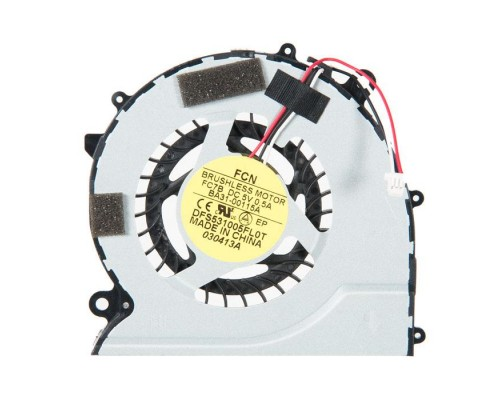 DFS531005FL0T вентилятор (кулер) для ноутбука Samsung NP450R5U, NP455R4J, NP455R5V, NP470R5E, NP510R5E