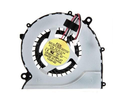 DFS531005FLOT вентилятор (кулер) для ноутбука Samsung 370R4E, 370R5E, 450R4V, 450R5V, 510R5E, 470R5E