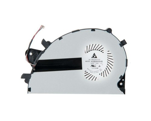 KSB0605HB вентилятор (кулер) для ноутбука Sony Vaio SVS15, SVS1511, SVS1511S3C, SVS1511S1C, SVS1511S2C