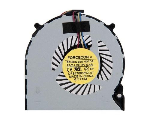 DFS470805WL0T вентилятор (кулер) для ноутбука Sony VPC-EH