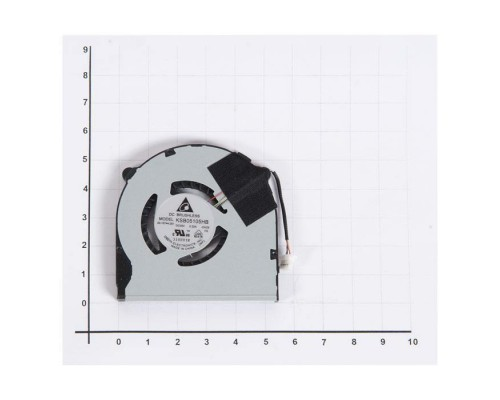 KSB05105HB вентилятор (кулер) для ноутбука Sony VAIO SVT13, SVT13-124CXS, SVT131A11T