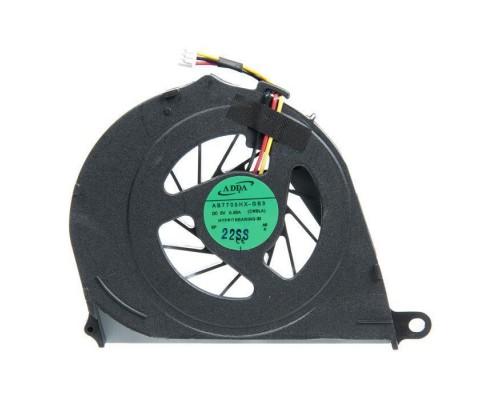 AB7705HX-CB3 вентилятор (кулер) для ноутбука Toshiba Satellite L755, L755D