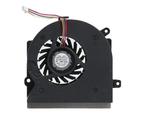 """6033B0020001 вентилятор (кулер) для ноутбука Toshiba Satellite L500, L582, для Intel, 16.0"""""""