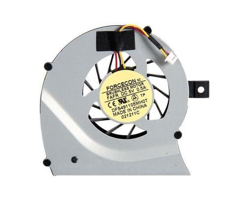 DFS491105MH0T вентилятор (кулер) для ноутбука Toshiba Satellite L700, L745