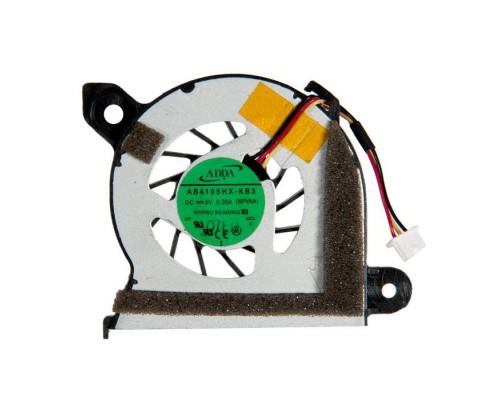 AB4105HX-KB3 вентилятор (кулер) для ноутбука Toshiba N410, N411, N415, NB305, NB300