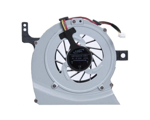 AB7805HX-GB3 вентилятор (кулер) для ноутбука Toshiba Satellite L645, L600, L630, C640