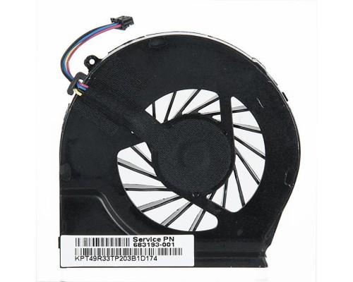 683193-001 вентилятор (кулер) для ноутбука HP G6-2000, G7-2000, 4 Pins