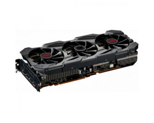 Видеокарта AMD Radeon RX 5700 XT PowerColor Red Devil PCI-E 8192Mb (AXRX 5700XT 8GBD6-3DHE/OC)