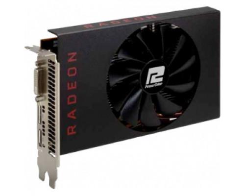 Видеокарта AMD (ATI) Radeon RX 5500 XT PowerColor PCI-E 4096Mb (AXRX 5500XT 4GBD6-DH)