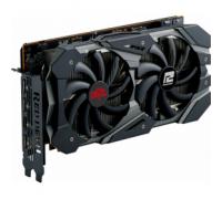 Видеокарта AMD Radeon RX 5600 XT PowerColor PCI-E 6144Mb (AXRX 5600XT 6GBD6-3DHE/OC)