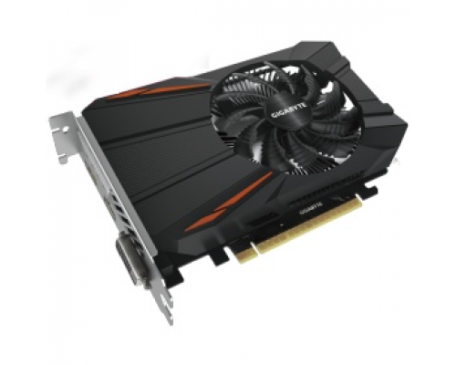 Видеокарта AMD (ATI) Radeon RX 550 Gigabyte PCI-E 2048Mb (GV-RX550D5-2GD)