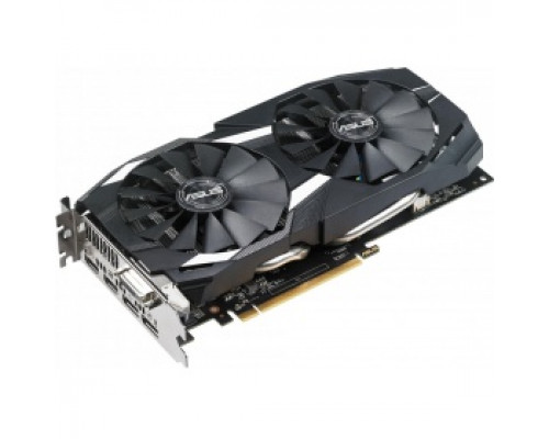 Видеокарта AMD Radeon RX 580 ASUS PCI-E 8192Mb (DUAL-RX580-O8G)
