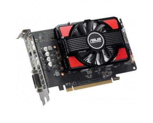 Видеокарта AMD (ATI) Radeon RX 550 ASUS PCI-E 2048Mb (RX550-2G)