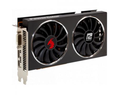 Видеокарта AMD (ATI) Radeon RX 5500 XT PowerColor Red Dragon PCI-E 8192Mb (AXRX 5500XT 8GBD6-DHD/OC)