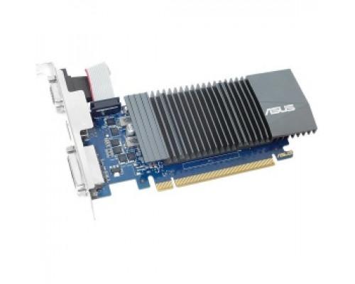 Видеокарта nVidia GeForce GT710 ASUS PCI-E 1024Mb (GT710-SL-1GD5)