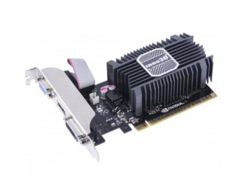 Видеокарта GeForce GT730 Inno3D PCI-E 2048Mb (N730-1SDV-E3BX)