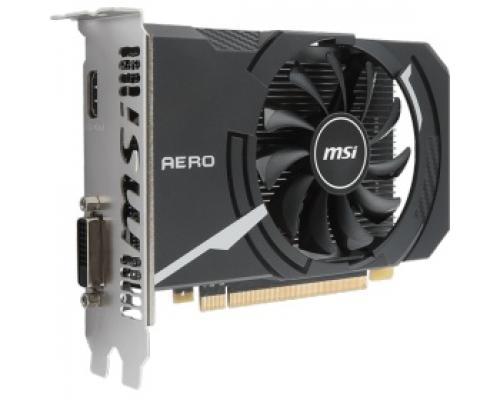 Видеокарта nVidia GeForce GT1030 MSI PCI-E 2048Mb (GT 1030 AERO ITX 2G OC)