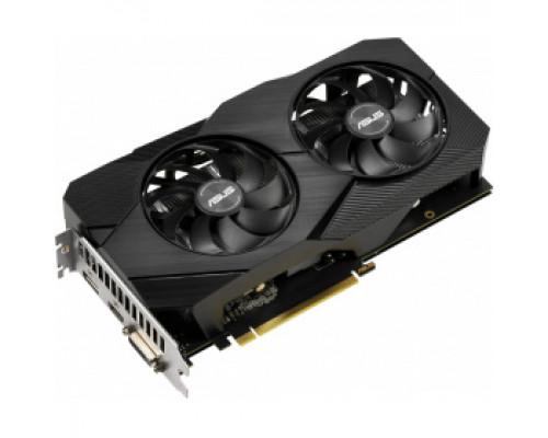 Видеокарта nVidia GeForce GTX1660 Super ASUS PCI-E 6144Mb (DUAL-GTX1660S-A6G-EVO)