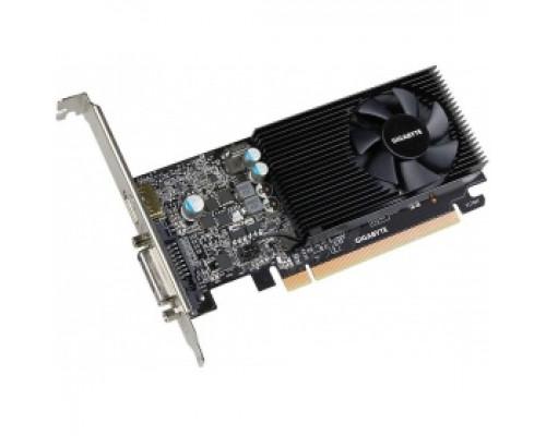 Видеокарта nVidia GeForce GT1030 Gigabyte PCI-E 2048Mb (GV-N1030D5-2GL)