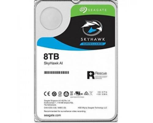 Жёсткий диск 8Tb SATA-III Seagate SkyHawk AI (ST8000VE000)