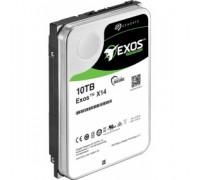 Жесткий диск 10Tb SATA-III Seagate Exos X14 (ST10000NM0478)