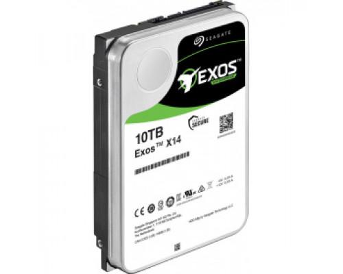 Жёсткий диск 10Tb SATA-III Seagate Exos X14 (ST10000NM0478)