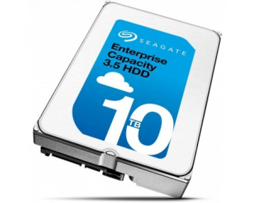 Жесткий диск 10Tb SATA-III Seagate Enterprise Capacity (ST10000NM0016)