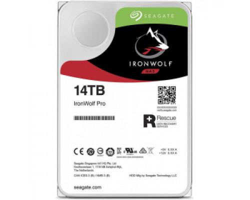 Жёсткий диск 14Tb SATA-III Seagate IronWolf Pro (ST14000NE0008)