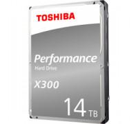Жесткий диск 14Tb SATA-III Toshiba X300 Performance (HDWR21EEZSTA)