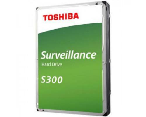 Жесткий диск 10Tb SATA-III Toshiba Surveillance S300 (HDWT31AUZSVA)