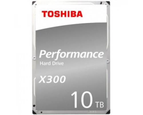 Жесткий диск 10Tb SATA-III Toshiba X300 Performance (HDWR11AUZSVA) OEM