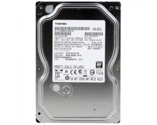 Жесткий диск 1Tb SATA-III Toshiba (DT01ACA100) OEM