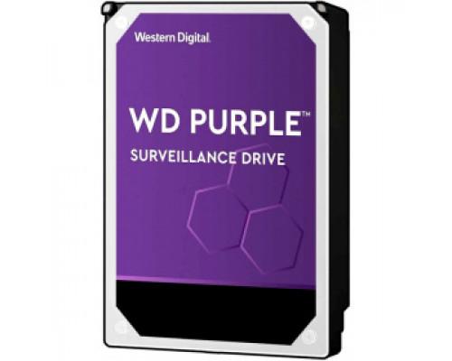 Жёсткий диск 8Tb SATA-III Western Digital Purple (WD82PURZ)