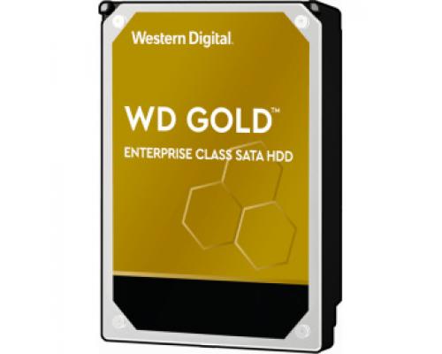 Жёсткий диск 8Tb SATA-III Western Digital Gold (WD8004FRYZ)